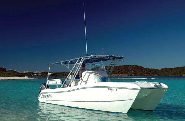 Virgin Islands Boat Rental