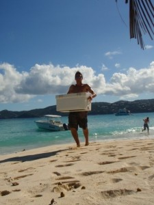 St Thomas powerboat rentals