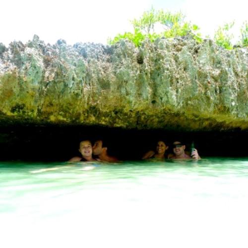 Lava Flow Cave, Tortola