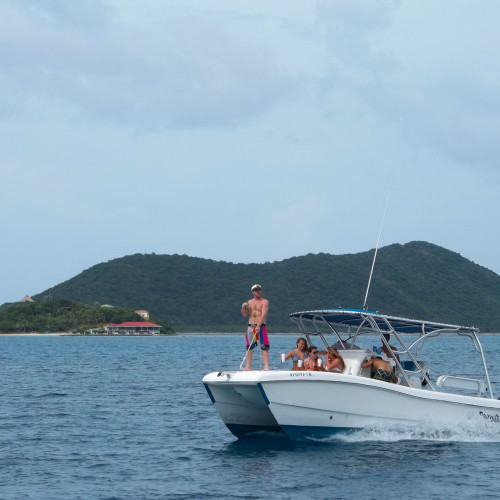 Virgin Islands Powerboat Rentals