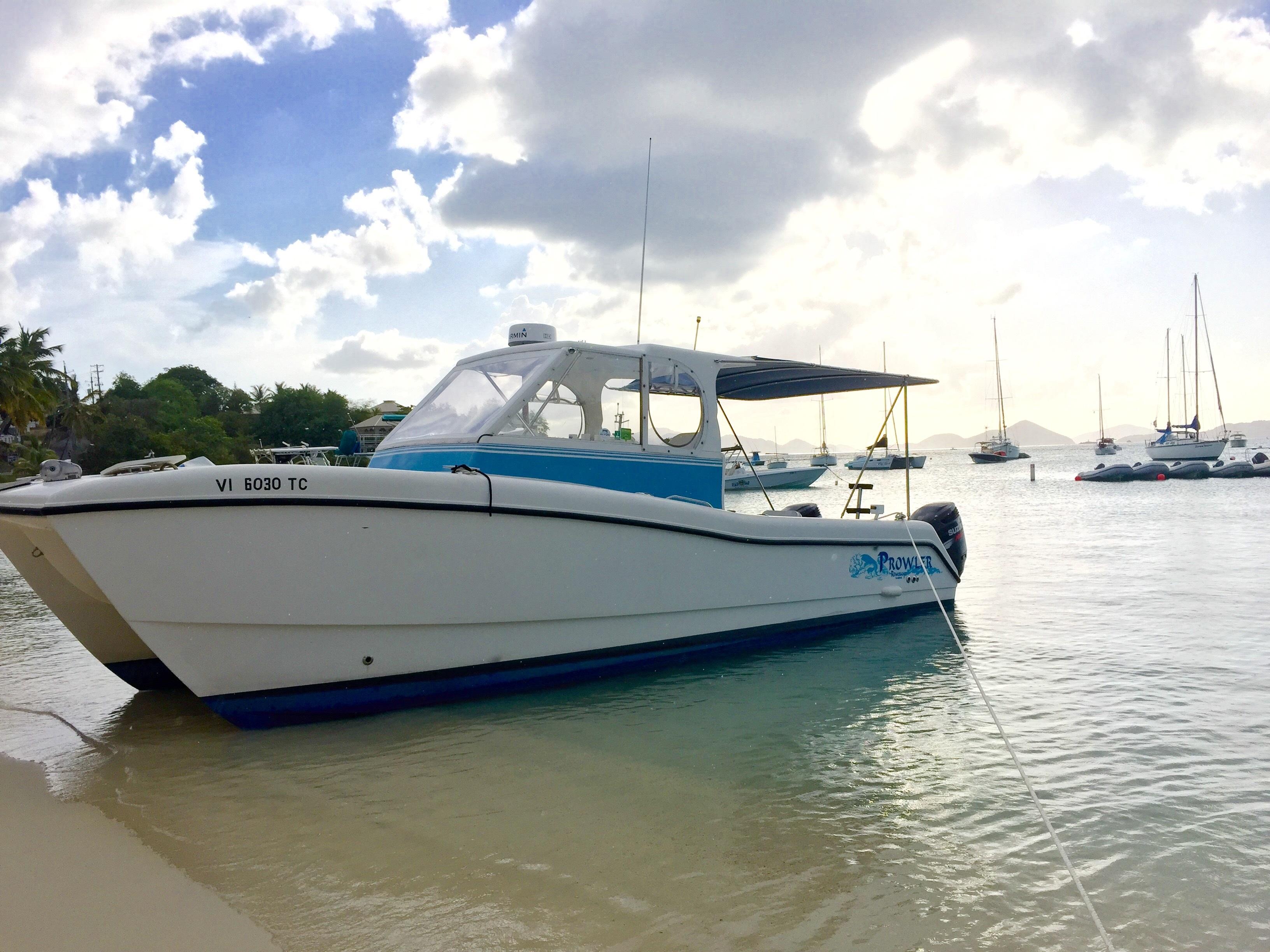 Virgin Islands Powerboat Rentals